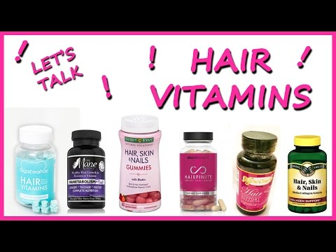 Let's Talk About Hair Vitamins