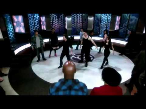 lab rats-space elevator clip