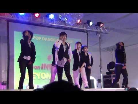 Infinite (Cover Group) - Before the Dawn + Be Mine [Beyond Zero]