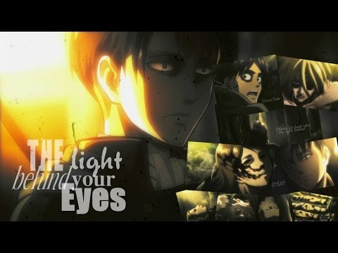 Levi's squad Tribute AMV -  LIGHT BEHIND YOUR EYES