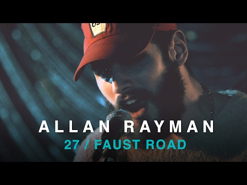 Allan Rayman   27 and Faust Road (Acoustic)   Live in Concert