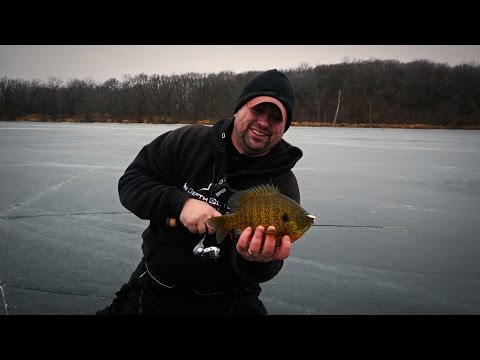 Giant Gills on Jigging Spoons In-Depth Outdoors TV Season 9, Episode 4