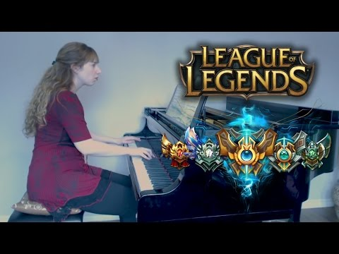 League of Legends - Challengers (Piano Cover)