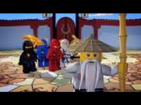 Lego Ninjago Po Polsku Tajemnice Ninja Nowe Odcinki 720