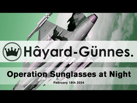 Operation Sunglasses at Night : Command Modern Air Naval Operations