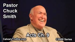 44 Acts 9 - Pastor Chuck Smith - C2000 Series