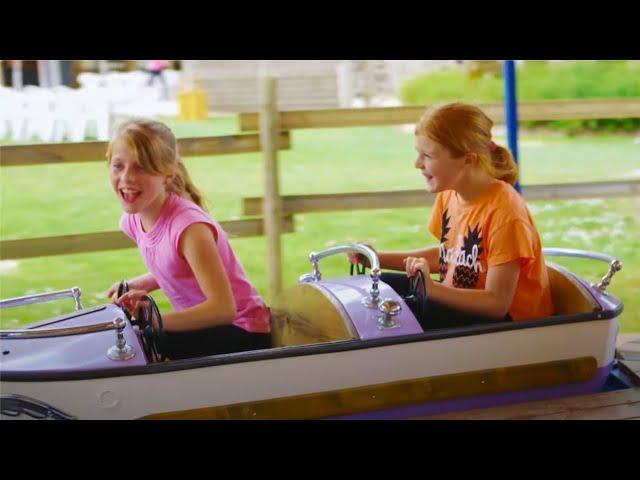 Grinyland - Le Parc 2016  (Un univers d'activités et de spectacles !)
