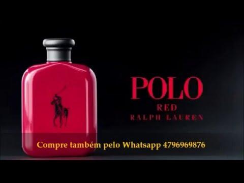 Ralph Lauren Polo Red Intense - Perfume Masculino Eau de Parfum 75ml 75 ml 0e3c93fedd7