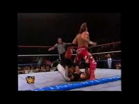 Shawn Michaels vs The 123 Kid