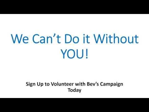 Vote Bev Dixon Ward 42 Councillor