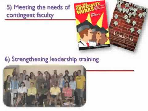 2012 Past President's Address by Ken Foote: Building Community, Changing Culture