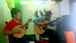 Nào biết nào hay - Quizas Qui Said - Guitar Mandoline Cover