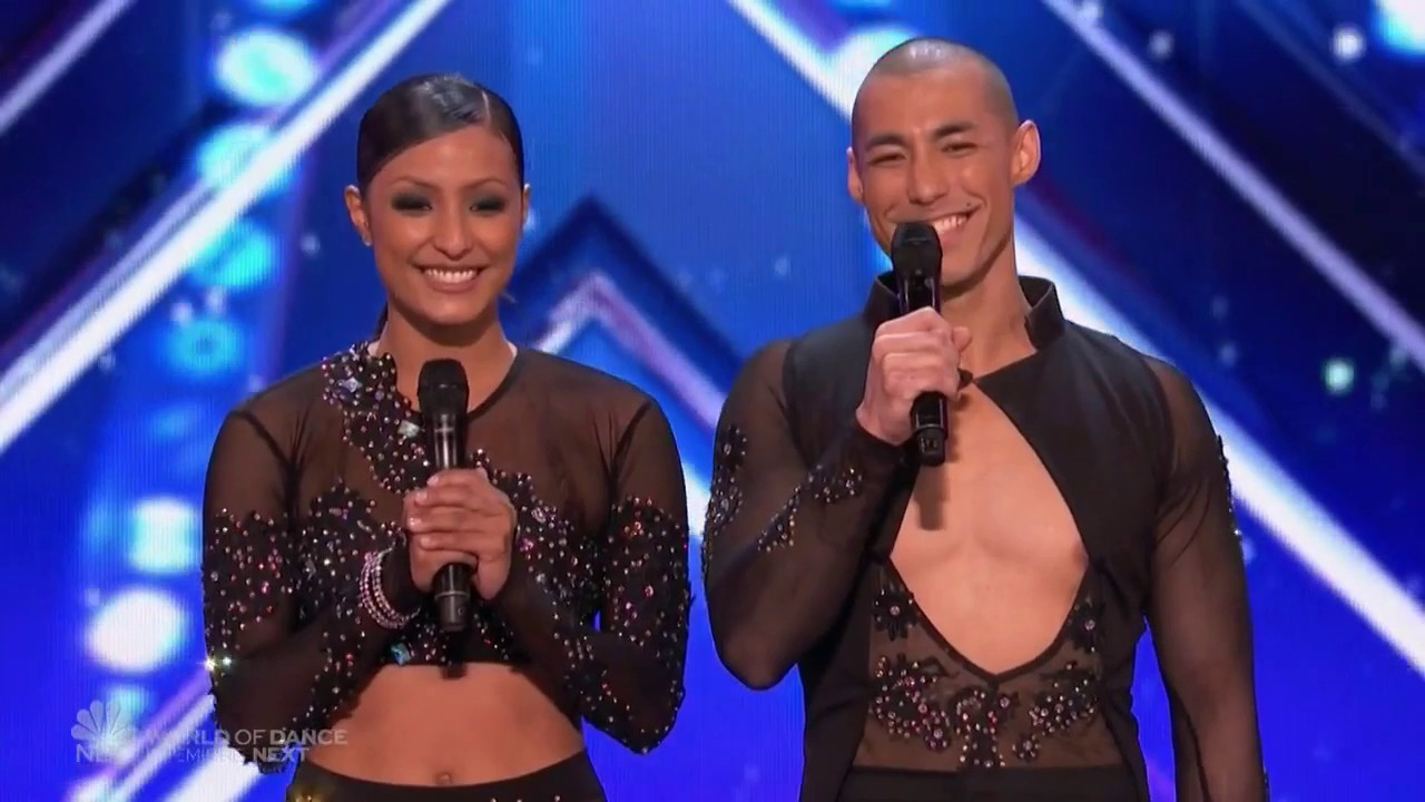 Americas got talent 2017 dancer - America S Got Talent 2017 Junior And Emily Alabi Auditions 1 Full Audition