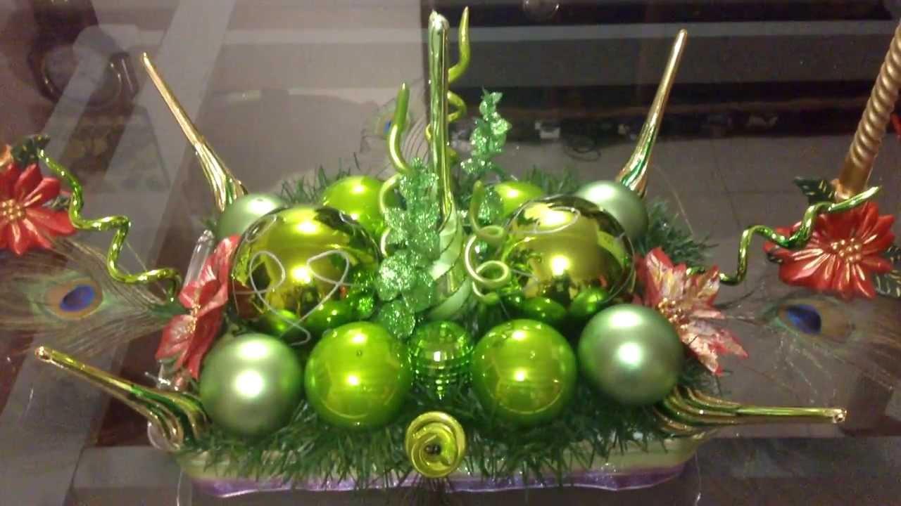arreglo navide o de esferas facil rapido y econ mico