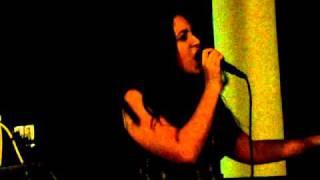 Melanie-Rose singing Fallin' Alicia Keyes, R&B Soul 6/09