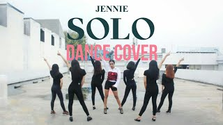 Dance Cover Contest  Jennie - solo Dance Cover By Eighteen From Indonesia