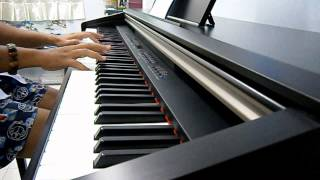 ลืมไปหรือเปล่า/ซาร่า [Piano Covered By Tan]
