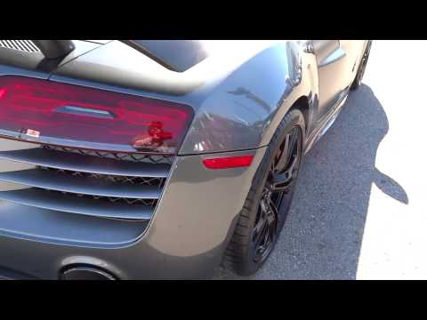 2015 Audi R8 Competition Coupe New Los Angeles Van Nuys West Los