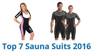 7 Best Sauna Suits 2016