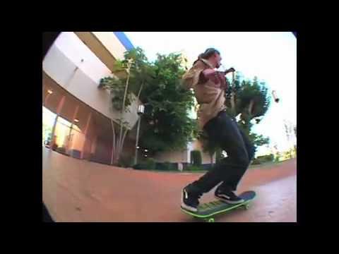 Khalil Kozah Extra Skate Footage (SD)
