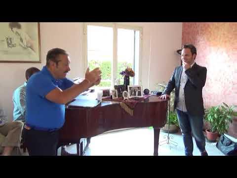 Cantare l'opera lirica con un maestro