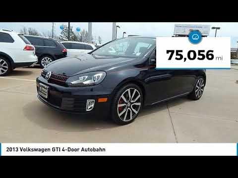 2013 Volkswagen GTI Oklahoma City OK, Norman OK, Edmond OK, Moore OK V000130