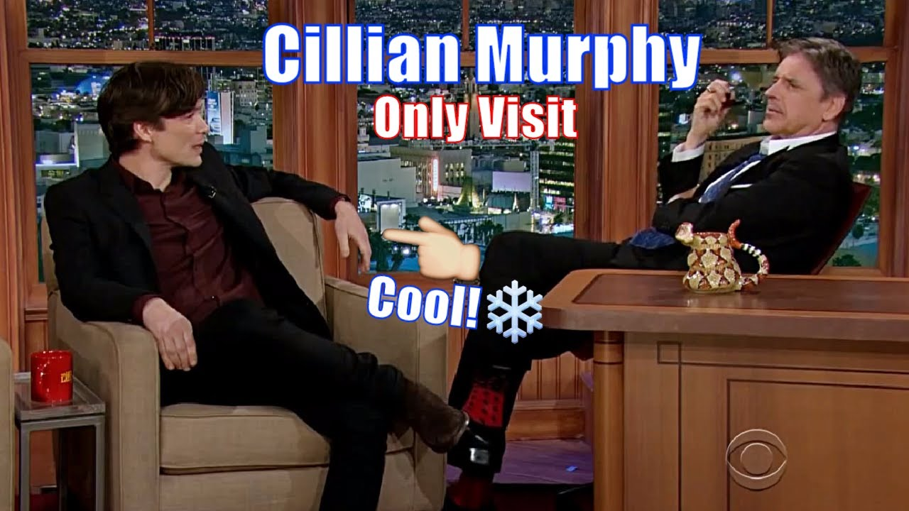 Download Cillian Murphy - By Order Of The Peaky Fooking Blinders - His Only Appearance on Craig Ferguson
