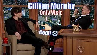Cillian Murphy - By Order Of The Peaky Fooking Blinders - His Only Appearance on Craig Ferguson