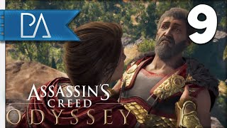 CONFRONTING THE WOLF OF SPARTA - Assassins Creed: Odyssey - Part 9