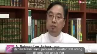 muslim korea, ramadhan di korea