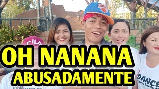 OH NANANA VS ABUSADAMENTE l ZUMBA l DANCE FITNESS l DJ PANTOG PAANDAR