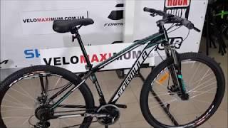Обзор на велосипед FORMULA DRAGONFLY DD 2019 от магазина velomaximum.com.ua