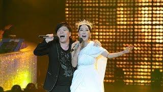 [梦想星搭档]第4期 歌曲《一无所有》 演唱:萨顶顶、常石磊 20131115