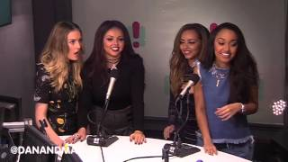 Epic Little Mix Interview with Dan & Maz
