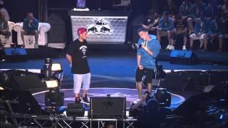 Blon vs Skone - Cuartos - Final Cádiz - Red Bull Batalla de los Gallos 2014