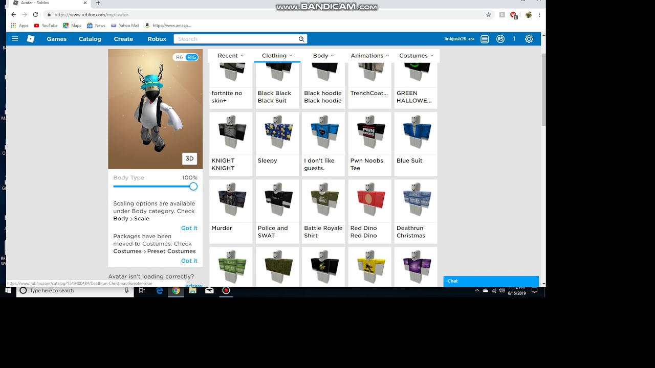 Stacked Roblox Account For Sale Youtube