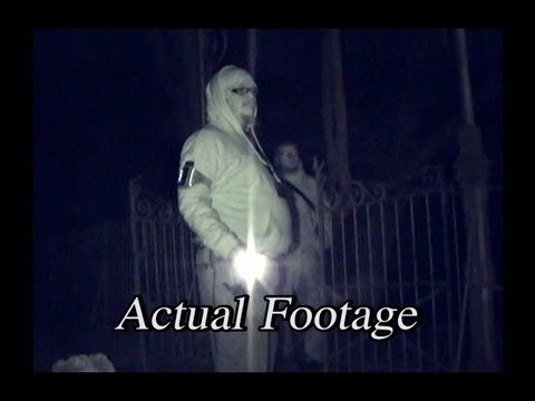 "Paranormal Investigation at Catholic Church! ""The Moving Tomb"""
