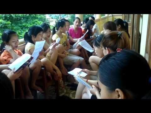 tháng ngày cùng nhau---`sinh viên tình nguyện của đại học vinh ở tương dương