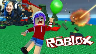 ROBLOX SURVIVE THE NATURAL DISASTER GAMEPLAY | RADIOJH GAMES