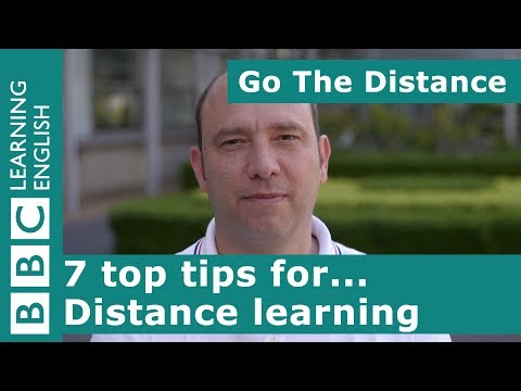 Academic Insights – #7 top tips for... distance learning