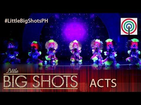 Little Big Shots Philippines: Bailes De Luces