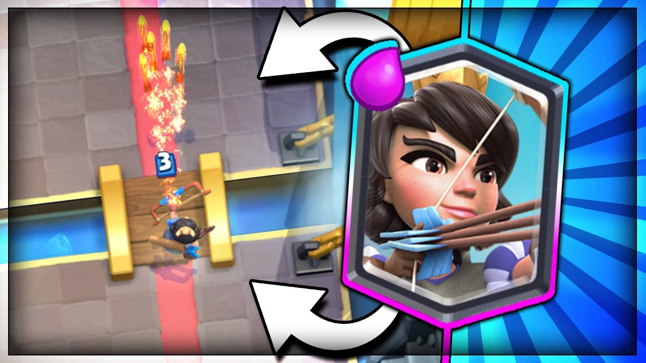 New Top 3 Princess Deck How To Use The Princess Arena 8 11 Clash Royale Best Princess Deck Youtube