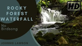 Relaxing Waterfall Nature Sounds W O Birds Singing Natural Soothing Sleep Sound Of Water Relaxation