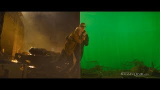 X-Men: Dark Phoenix | VFX Breakdown Reel