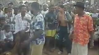 Mrengué à Mayotte dans les années 90