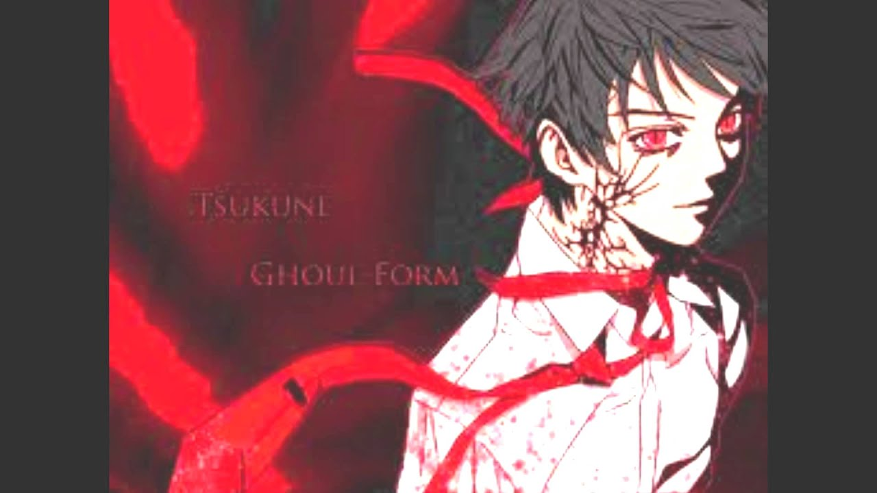 Aono Tsukune Ghoul Form - YouTube