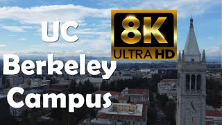 University of California, Berkeley | UC Berkeley | 8K Campus Drone Tour