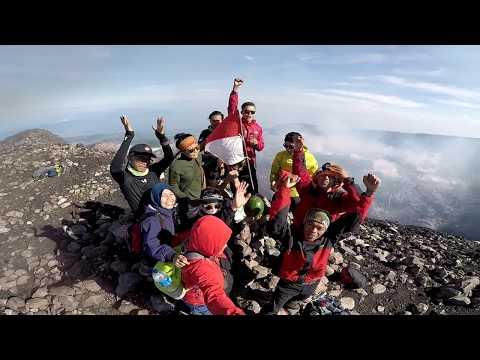 Mt Slamet Via Baturaden