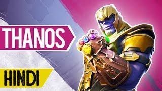 Avengers EndGame *SUPERHEROS VS THANOS*!!! | ROBLOX