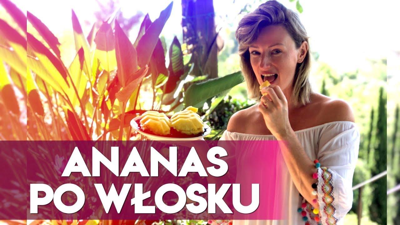 Jak pokroić ananasa?   Ula Pedantula #150
